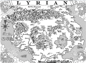 Map of lyrian-0