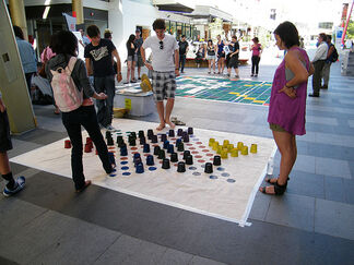 Giant Checkers Valley