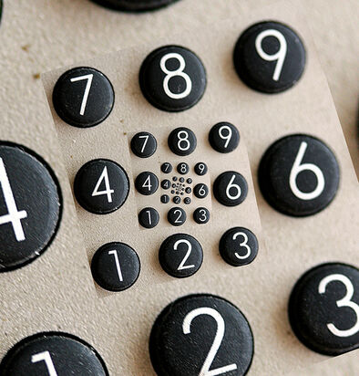 Numbers...