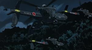 Kawazaki Type-98 Helicopter (2)