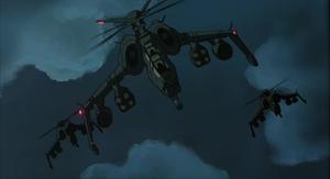 Kawazaki Type-98 Helicopter (3)