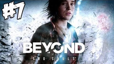 Beyond Two Souls Walkthrough - Homeless