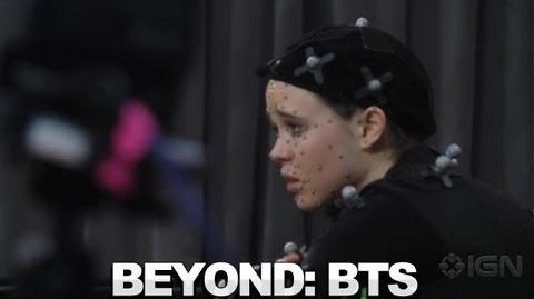 Beyond Two Souls - Behind the Scenes