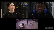 Ellen Page and Kadeem Hardison - 2