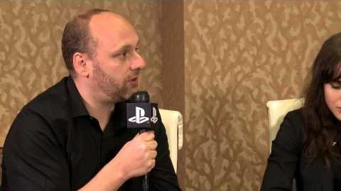 Ellen Page and David Cage discuss BEYOND Two Souls (UK)
