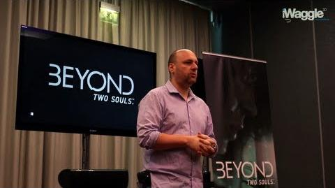 GamesCom 2012 Beyond Two Souls Presentation with David Cage