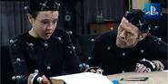 Willem Dafoe and Ellen Page