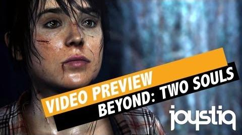 Beyond Two Souls Video Preview
