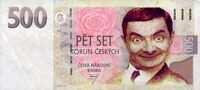 500 koron czeskich