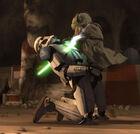 Yoda w akcji
