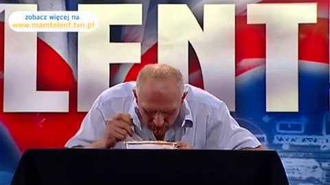 Mam Talent III - Waldemar - Mistrz Bigosu!