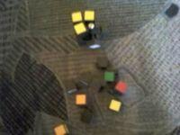 Składanie Rubika