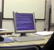 Komputer z BSoD