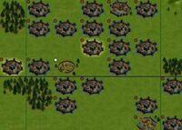 Położenie wioski