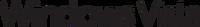 Logo Microsoft Windows Vista