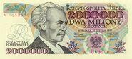 Polskie 2 000 000 złotych