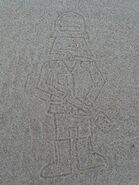 Kpt Bomba na piasku