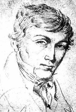 Adam Mickiewicz by Joachim Lelewel