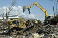 Effects of Hurricane Charley from FEMA Photo Library 4