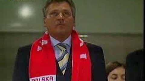 Edyta Górniak - Hymn Polski podczas Mundialu 2002