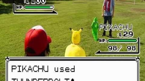 Pokemon In Real Life 1-4