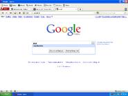 Aśe w Google