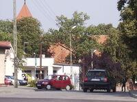 Papowo Biskupie - centrum