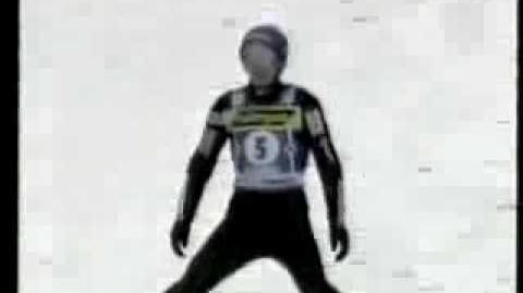 Robert Mateja - Planica 2004 - 85 m WR!!!!!