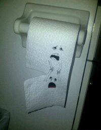 Papier toaletowy nowa wersja