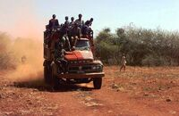 Autobus w Somalii