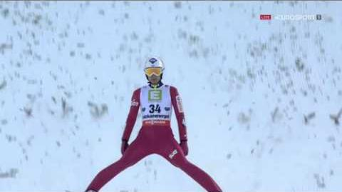 Kamil Stoch - 134,5m - Tauplitz-Bad Mitterndorf Kulm 2016 - Qualification
