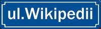Ulica Wikipedii
