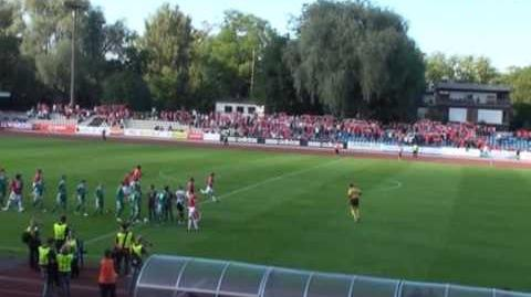 Levadia Tallin - Wisła Kraków 1 (0 0)