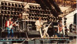 Hawkwind Donington 1982