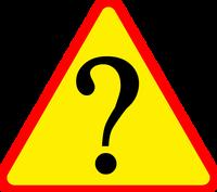 Znak ze znakiem zapytania