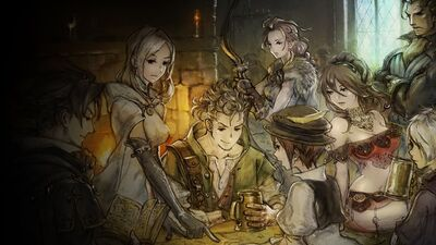 5 Classic Games to Play if You Love 'Octopath Traveler'