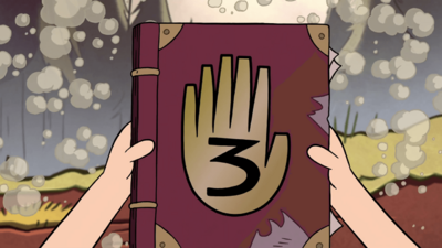 'Gravity Falls' Wows Us Again with 'Journal 3'