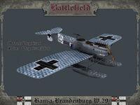 Hansa-Brandenburg W 29