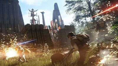 DICE is Taking a 'Good, Hard Look' and 'Reassessing' Battlefront 2' Loot Crates