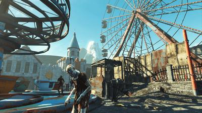 Top 5 Environmental Stories of 'Fallout 4: Nuka-World'