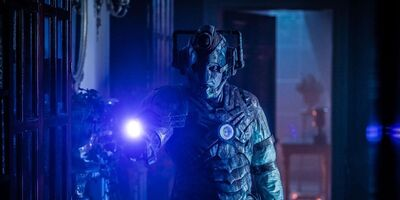 'Doctor Who': Do Lone Cybermen Dream of Electric Sheep?