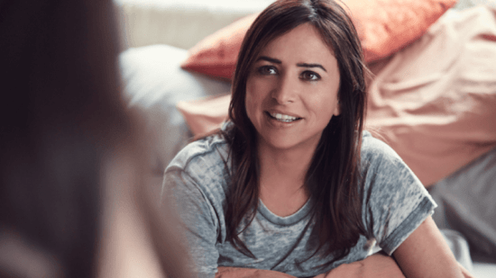better things episode Brown - pamela adlon as Sam
