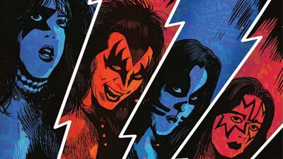 NYCC: Dynamite Announce KISS: The Demon Comic Series