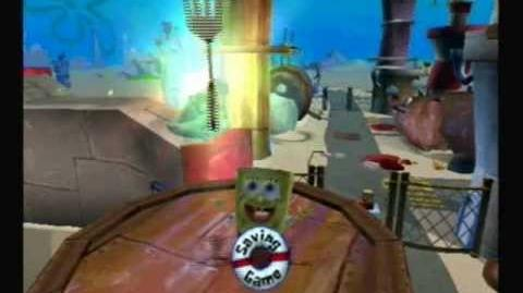 (GC) SS- BfBB Spongeball Storage
