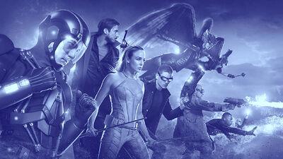 WonderCon: 'Legends of Tomorrow' Panel
