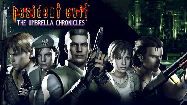 ResidentEvilUmbrellaChronicles
