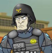 Colonel bf hardline