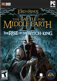 The rise of the witch king the wiki for middle earth fandom lotr rise of witch king box the battle for middle earth ii sciox Gallery