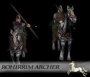 Rohirrim archer