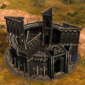 Isengard fortress